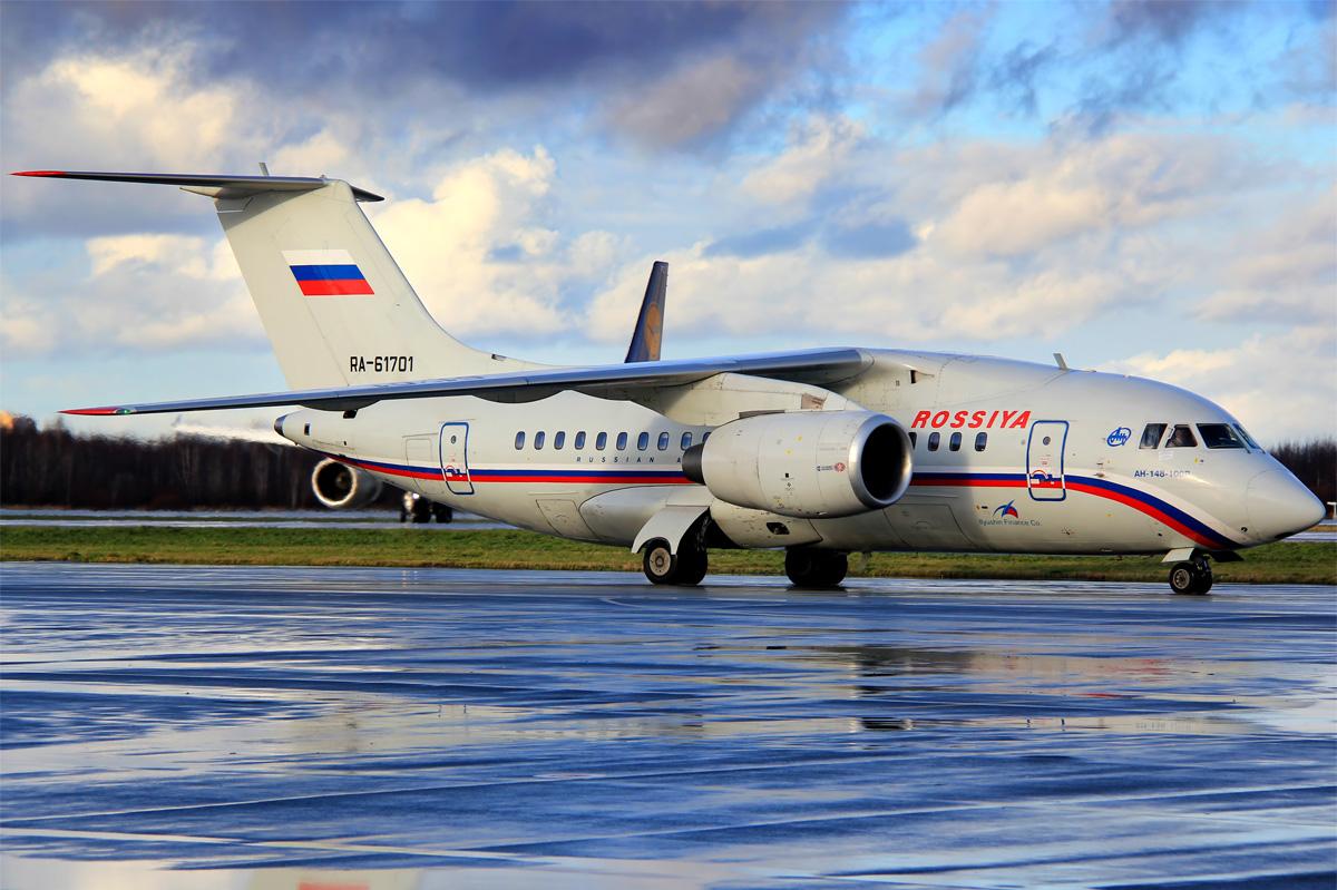 """Россия заменит """"украинские"""" самолеты на новые МС-21"""