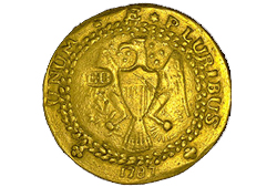 Монета Brasher Doubloon