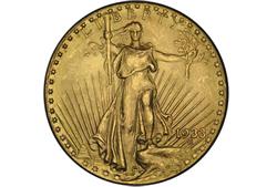 Saint-Gaudens Double Eagle 1933 г.