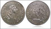 доллар Flowing Hair 1794 года