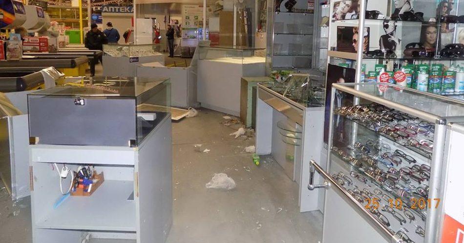 ограбление ювелирного магазина в черноморске