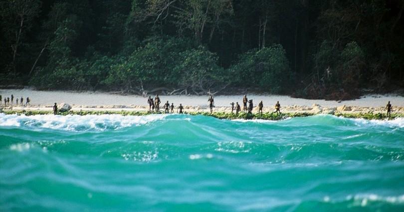 сентинельский остров