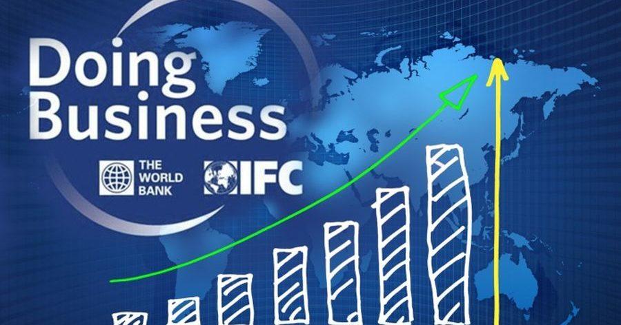украина поднялась на 4 строчки в рейтинге всемирного банка