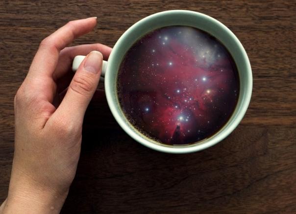 вселенная в чашке