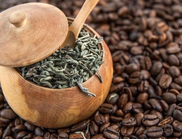 из кофе сделать чай