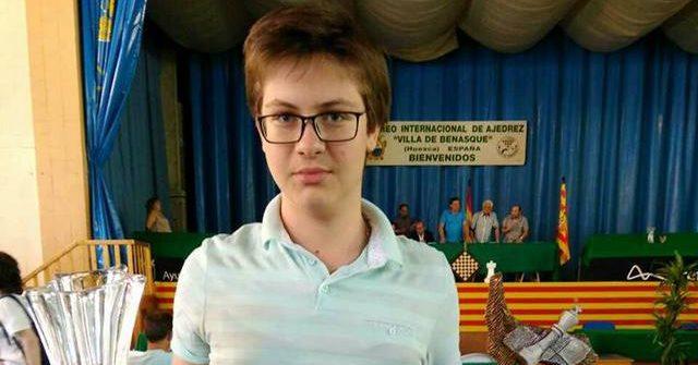 киевский шахматист завоевал титул гросмейстера в 15 лет
