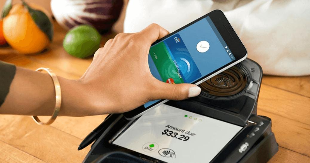 android pay презентуют в украине 1 ноября