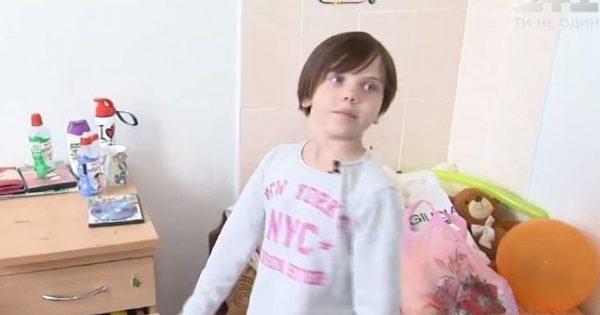 девочка из днепропетровска провела 5 лет в больнице
