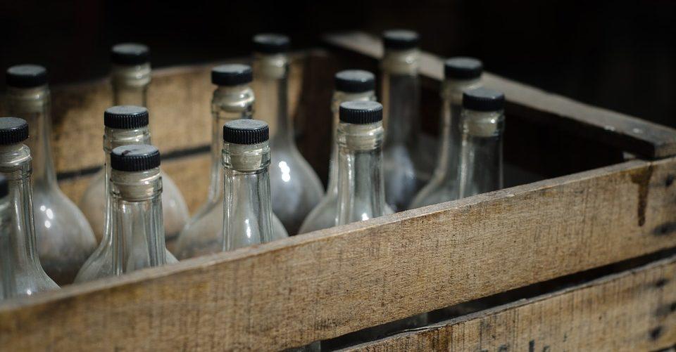 подпольное производство алкоголя