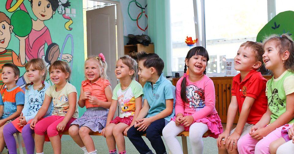 в киевском детском садики массово отравились дети