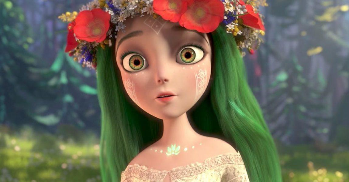 """украинская анимация """"мавка"""" заняла почетное место среди участников форума Cartoon Movie"""