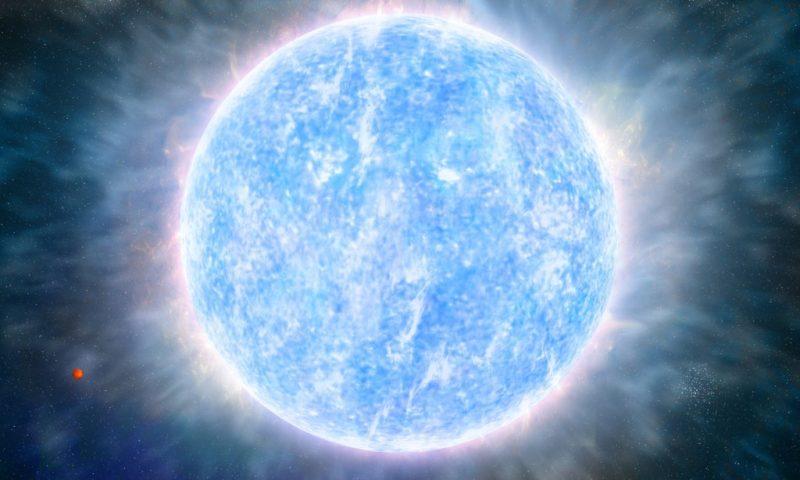 звезда Ross 128