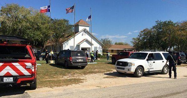 масштабная стрельба в техасе: 27 погибших