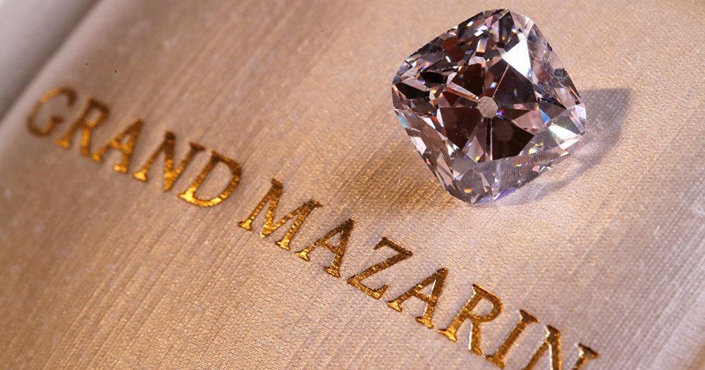 знаменитый французский бриллиант