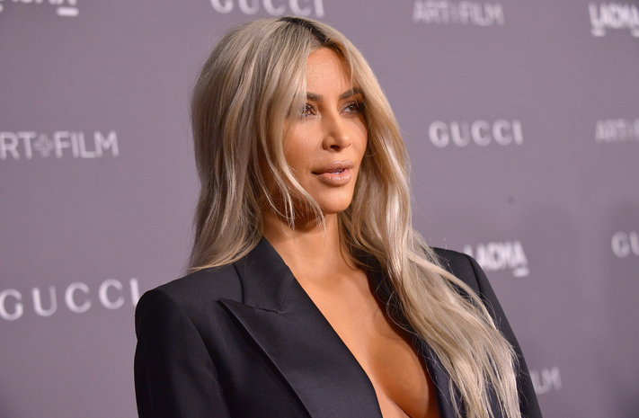 Ким Кардашьян - новые духи