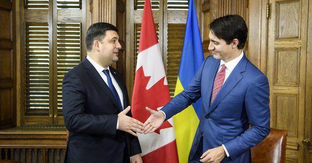 За 7 лет украина отменит 99 процентов ограничений для Канады