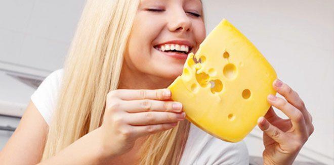 любитель сыра