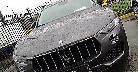 Особняк за $450 тысяч и «Maserati»