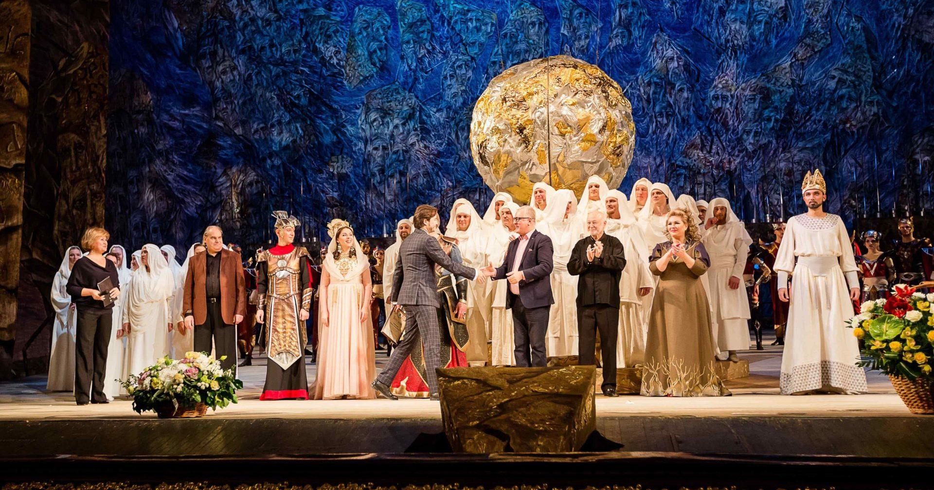 Набукко: третья премьера в Одессе