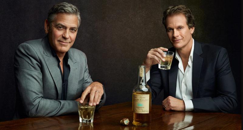 Клуни и текила