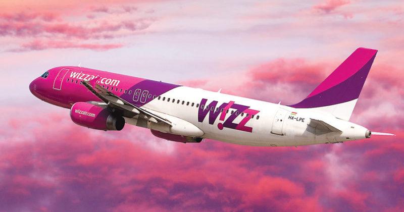 wizz air запускает рейс со львова в лондон