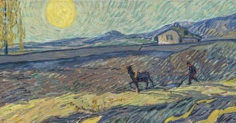 картину ван гога продали на аукционе в нью-йорке