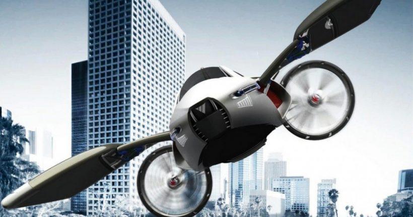 летающие машины-такси скоро бутут работать