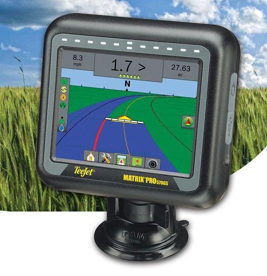навигатор для сельского хозяйства