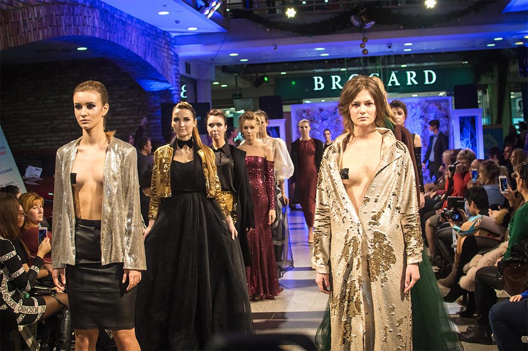 c94c56f8d51 Dnipro Fashion Days  показ от бренда Эльвира Гаврилова. Современный ...