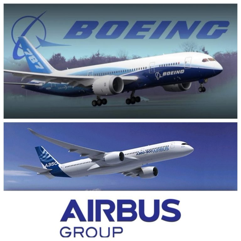 competition between boeing and airbus The competition between airbus & boeing has been characterised as a duopoly in the large jet airliner market since the 1990's the battle is far from over.