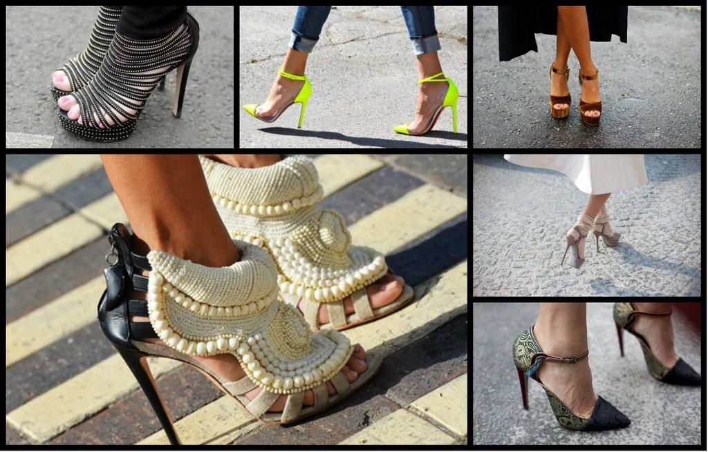 как правильно носить каблуки
