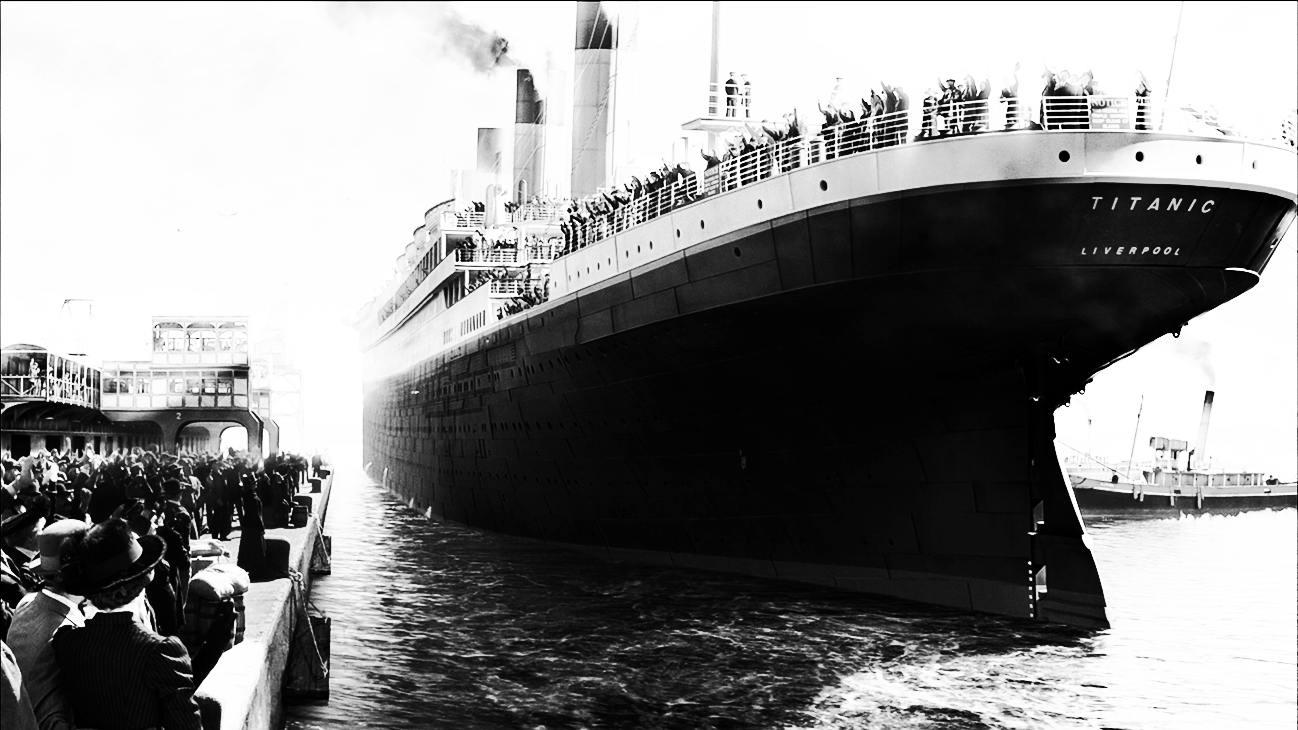 Титаник 2