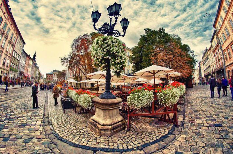 туризм во Львове