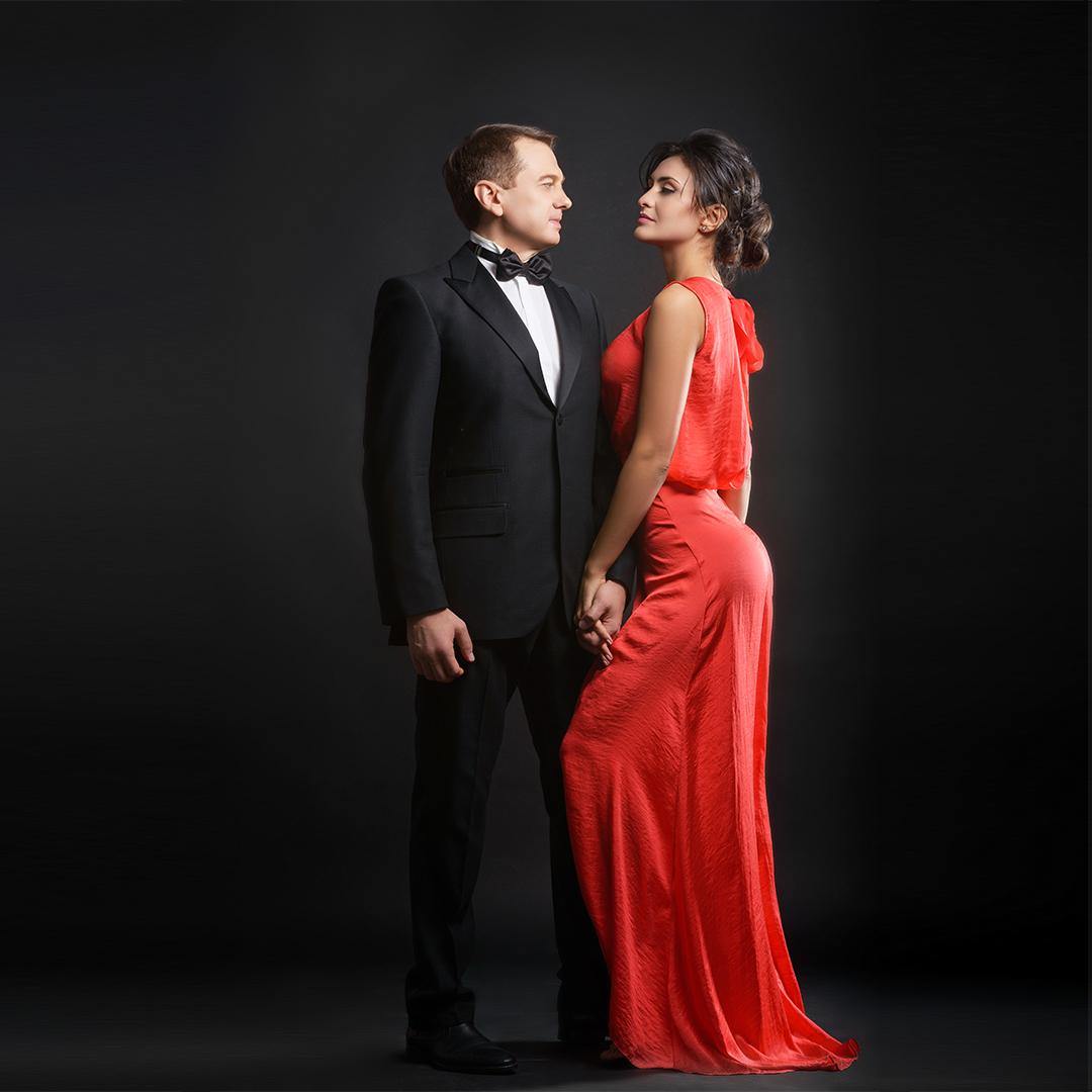 Тимофей и Рената Нагорные