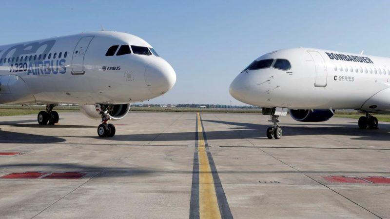 сделка Airbus