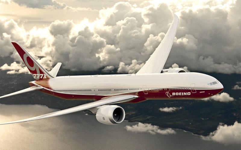полет Boeing