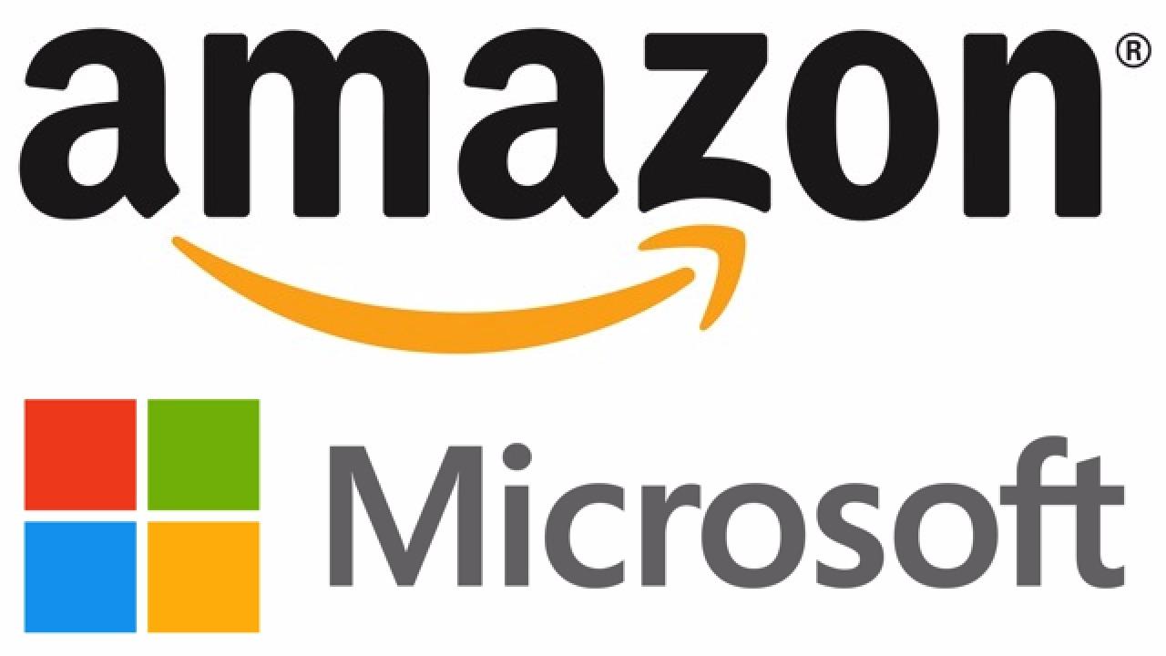 Amazon обошла Microsoft порыночной стоимости