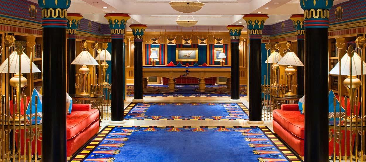 Самые дорогие отели