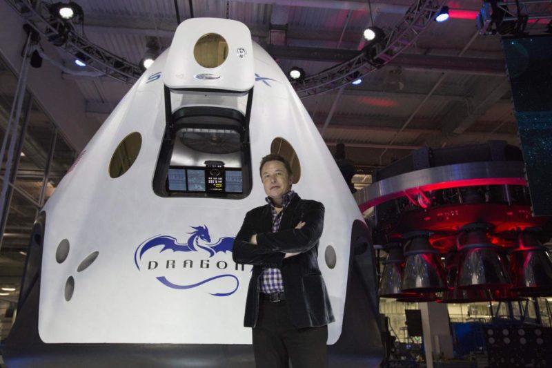 Илон Маск назвал дату испытания Марсохода