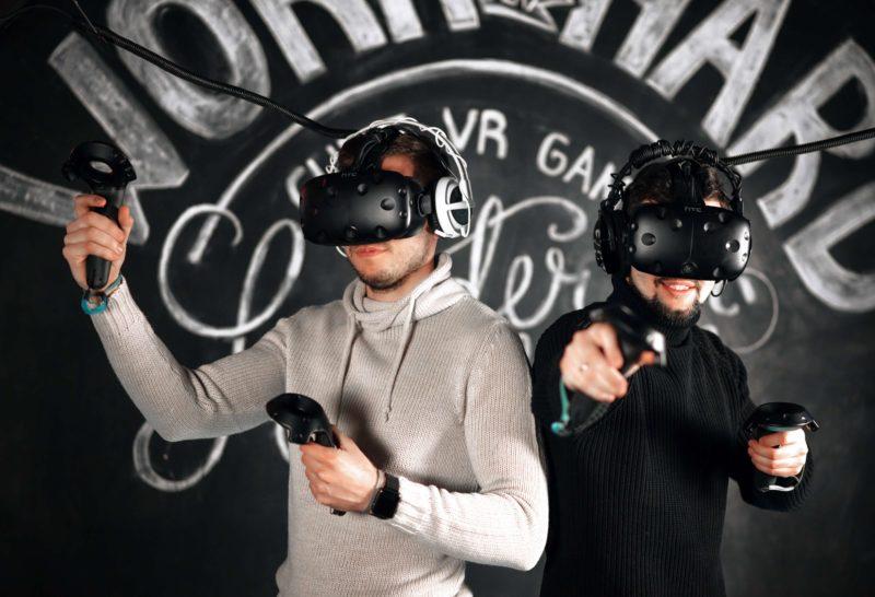 Бізнес: Мережа клубів віртуальної реальності CUBE