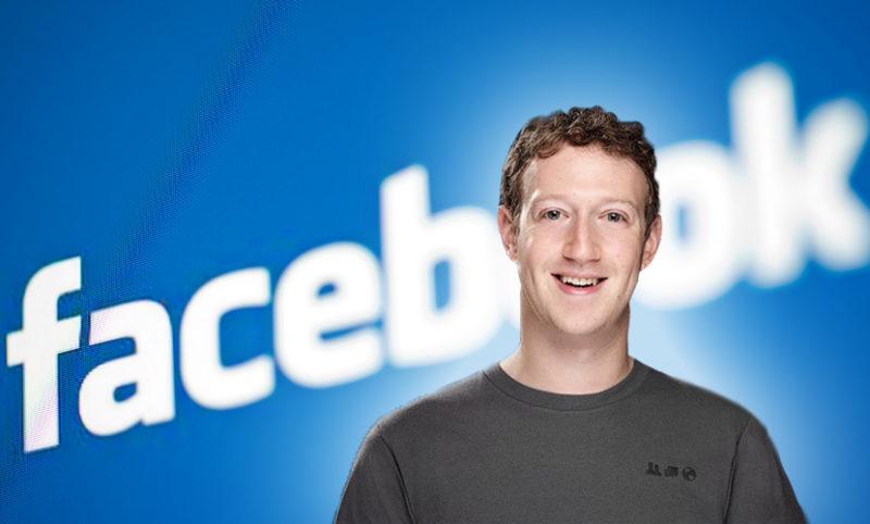 Марк Цукерберг потерял