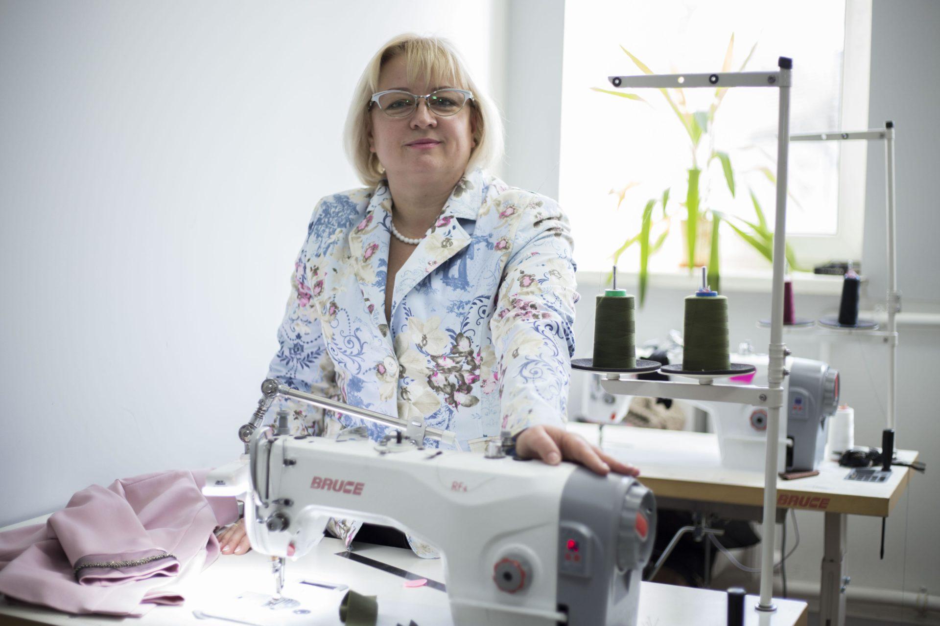 Кар'єра і гроші: Робота в швейній індустрії