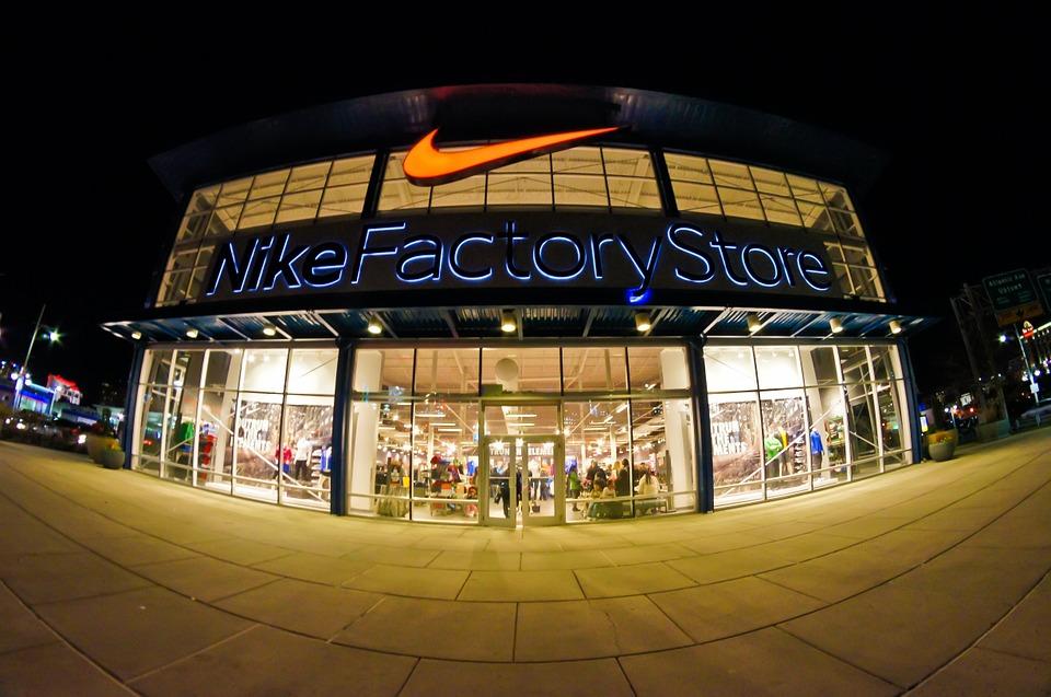 Nike на вершине продаж