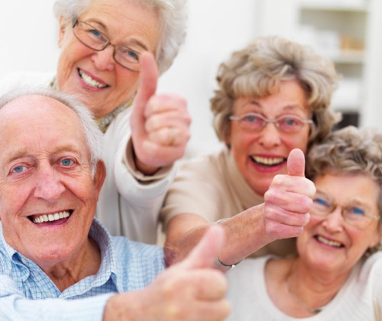 Топ-15 самых старых людей