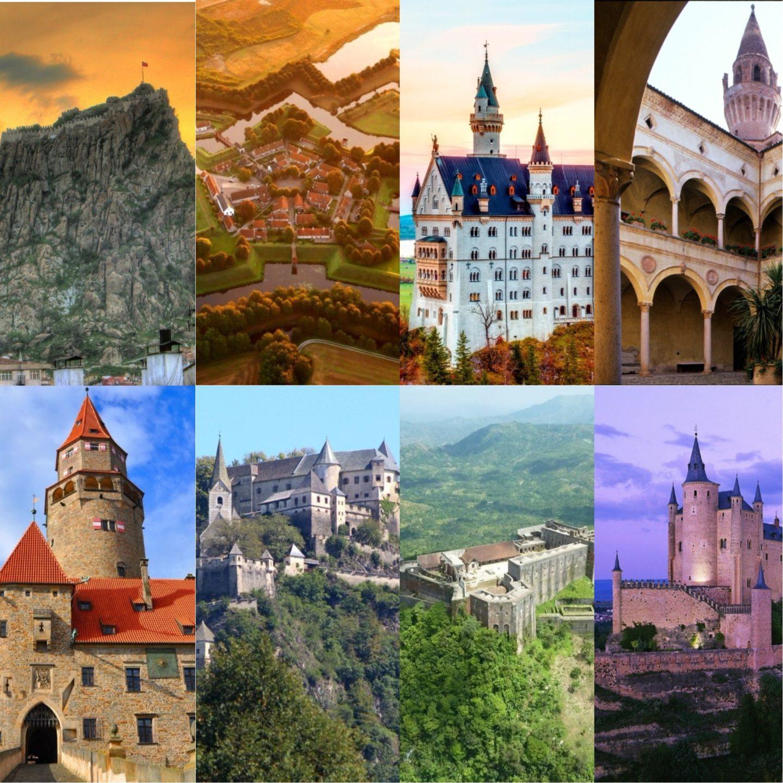 Замки мира: ТОП-8 самых величественных и прекрасных