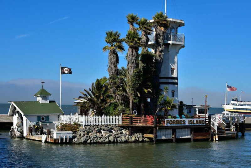 Ресторан Forbes Island