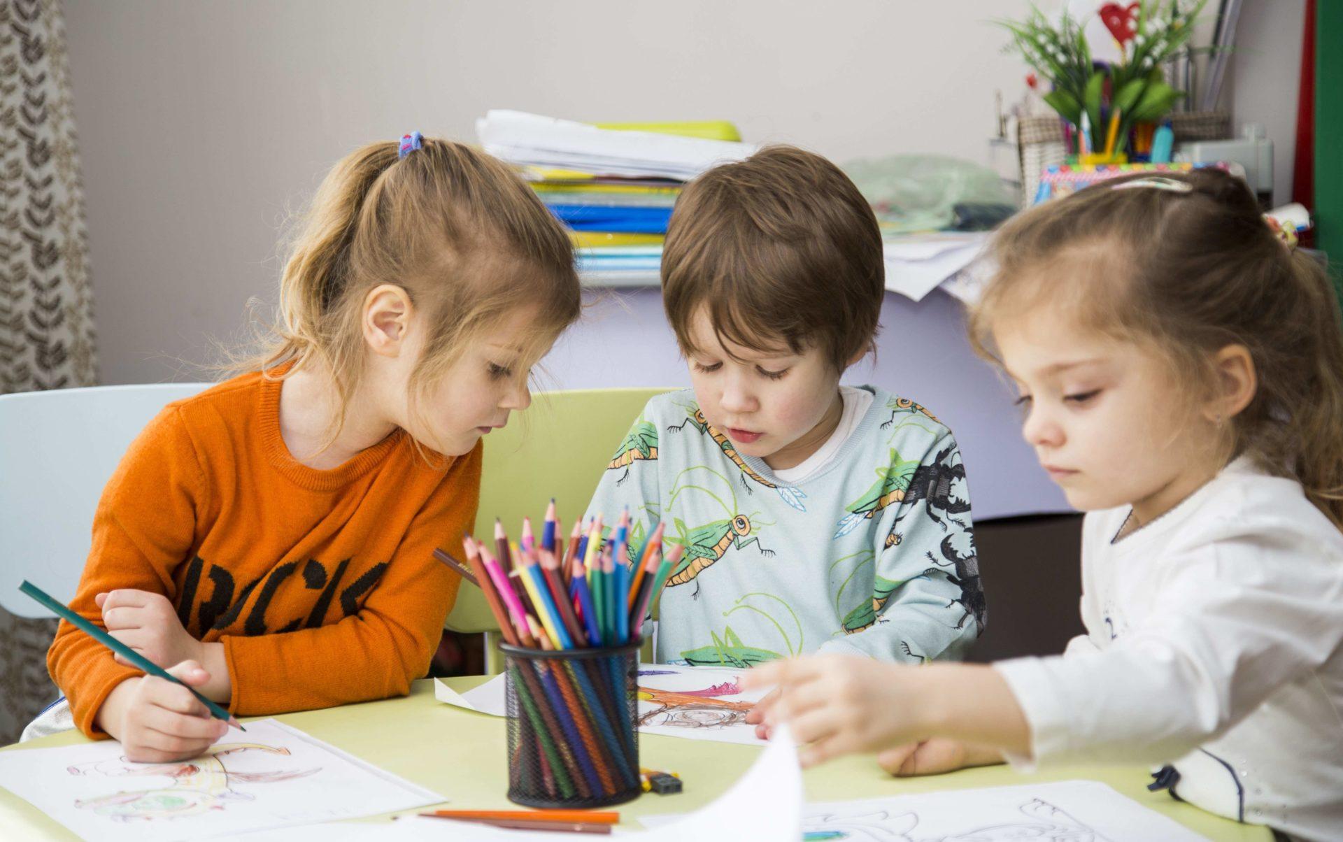 Як дитячий садок впливає на майбутнє дитини