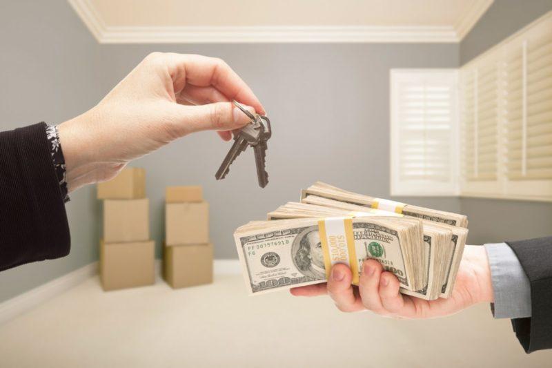 Продаешь дом - плати налоги!