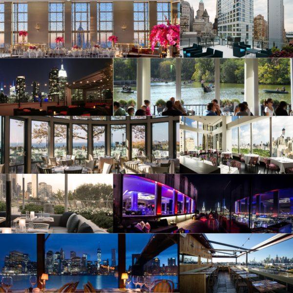 Фантастический вид - Топ-10 ресторанов Нью-Йорка