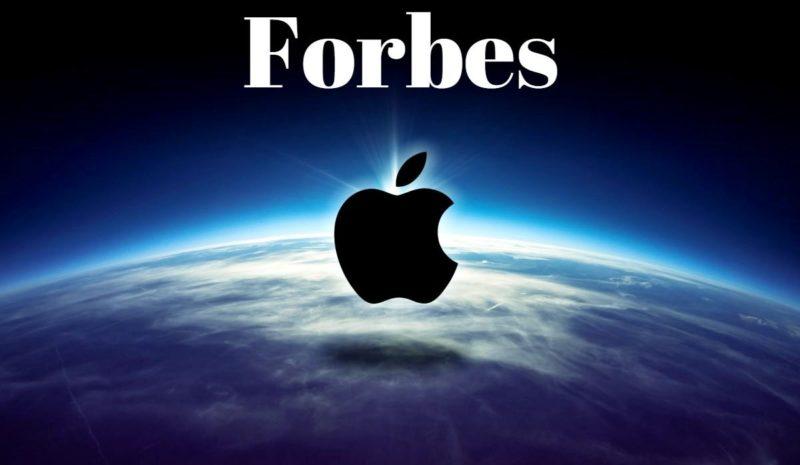 Forbes определил самый дорогой бренд 2018